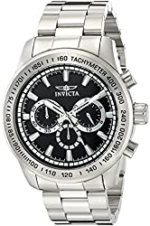 Invicta Men's 21793 Speedway Analog Display Quartz Stainless Steel Watch
