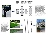 Back Forty Metalworks Premium Decorative
