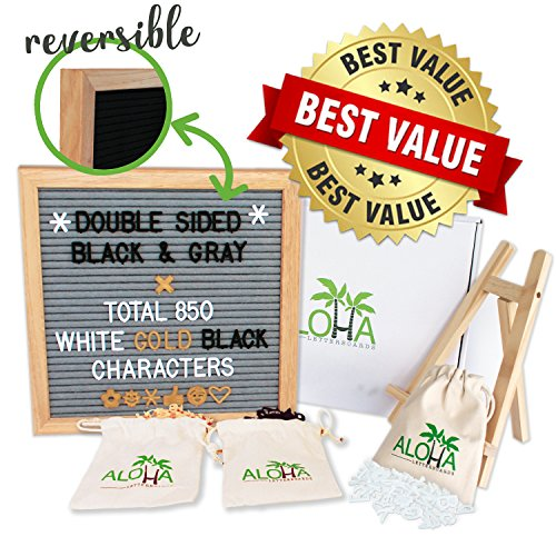 Lighted Outdoor Letter Boards - 2