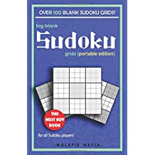 Big Blank Sudoku Grids (Portable Edition)