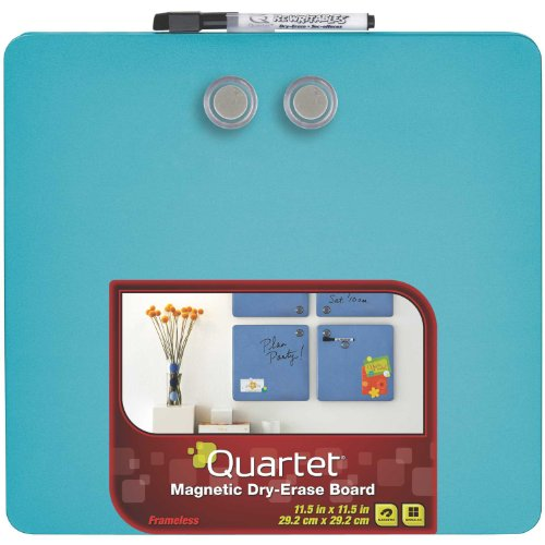 Acco TIN Square Magnetic DRY Erase Board - DRY-ERASE Boards
