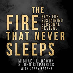 The Fire That Never Sleeps Audiobook