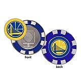 McArthur NBA Golden State Warriors Golf Poker Chip
