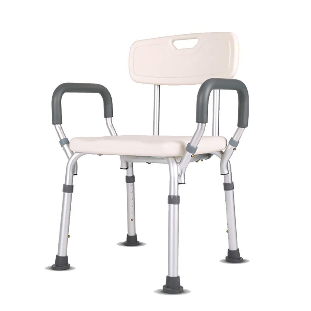 高い品質 シャワーチェア シャワーチェア シャワー椅子入浴椅子老人シャワー椅子浴室のスツールはシャワーを止めないアンチスリップホーム B07GFFNRBD B07GFFNRBD, ゴールデンホビー:ecf68ec5 --- southcoastdiesels.eu