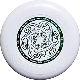 Eurodisc 135g Frisbee Frisbeach Junior Enfants Ultimate BLANC New Games - Frisbeesport