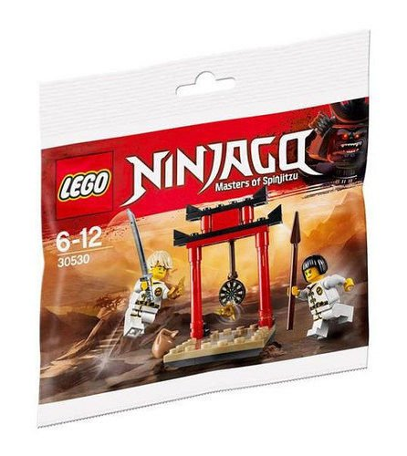 LEGO Ninjago WU-CRU Target Training 30530