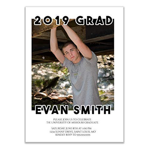 Graduation Party | Personalized Invitations