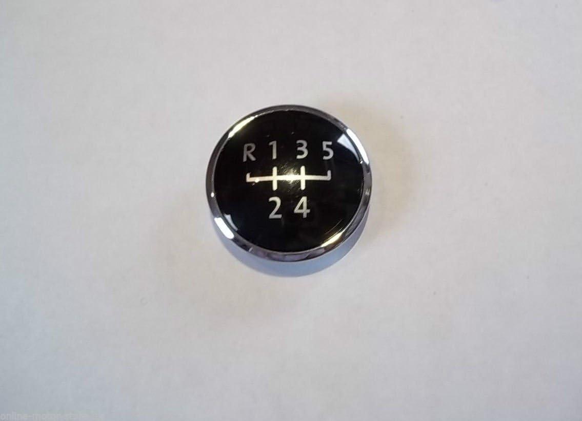 emblem plaque Volkswagen T5 Transporter CHROME gear knob badge LUXURY MODEL!