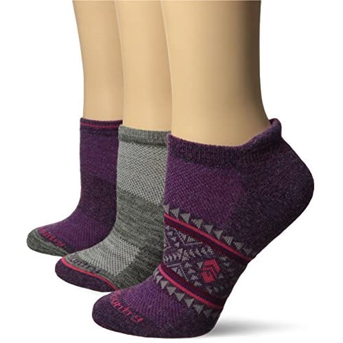 Discount Free Country 3 Pack No Show Socks free shipping