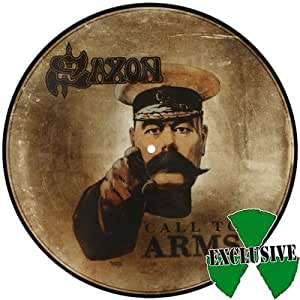 SAXON, Call to arms - PIC-LP
