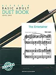 Alfred's Basic Adult Duet Book Level 1 --- Piano - Alexander, Dennis --- Alfred Publishing