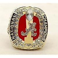 A.TATOON 2017 2018 Alabama Crimson Tide Championship Ring National Champions Size 8-14 (11)