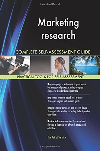 Download Marketing research Complete Self-Assessment Guide PDF