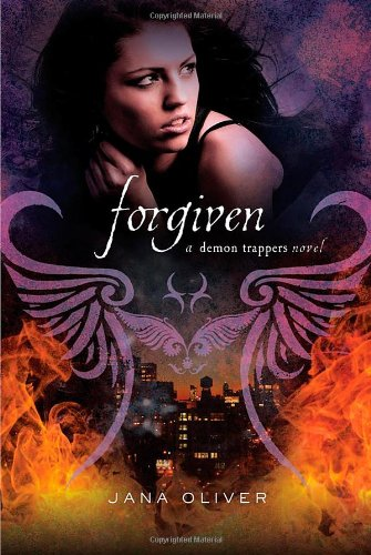 Book cover for Forgiven