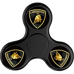 Toye-Bean Custom Lamborghini Fidget Spinner Hand Toys Triangle Fingertips Finger Tip Tri-Spinner