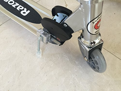 Scooter Kickstand Clear