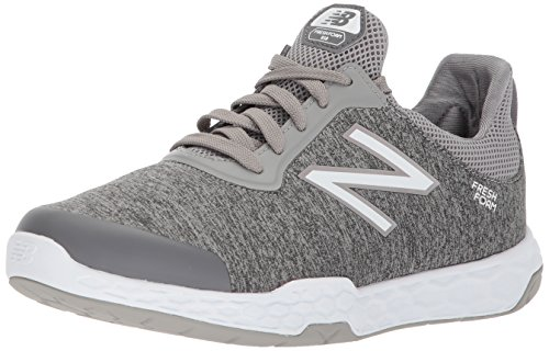 New Balance Men's 818v3 Fresh Foam Training Shoe, Grey, 10 D US