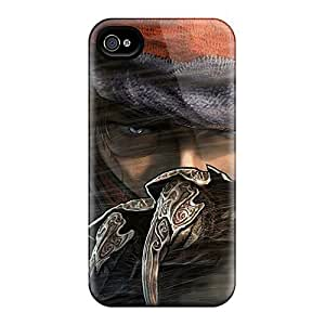 Hot Snap-on Prince Of Persia Hard Cover Case/ Protective Case For Iphone 4/4s