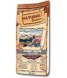 Natural Greatness Rabbit Recipe Alimento Seco Completo para Perros - 2000 gr