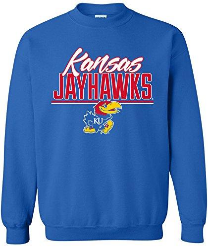 NCAA Script Crewneck Sweatshirt
