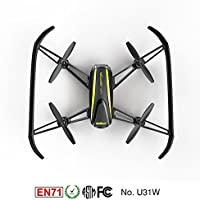 Fytoo U31W RC Drone 2.4Ghz Wifi & FPV Drone with HD Camera (1280 x 720P) / Altittude Hold Mode/ Headless Mode RC Helicopter
