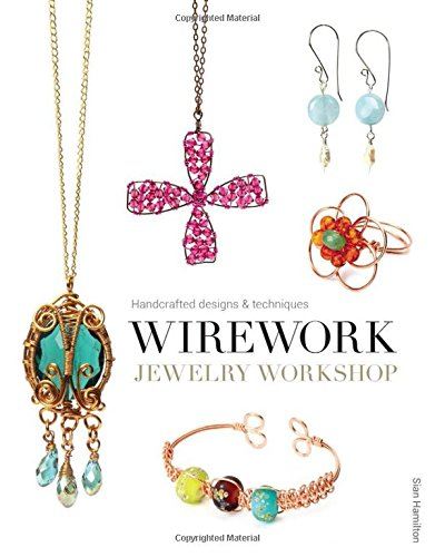 wire art jewelry workshop - 6