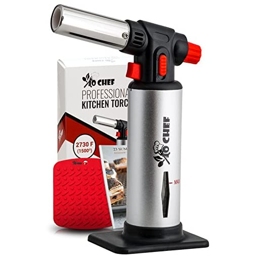 Jo Chef Professional Kitchen Torch