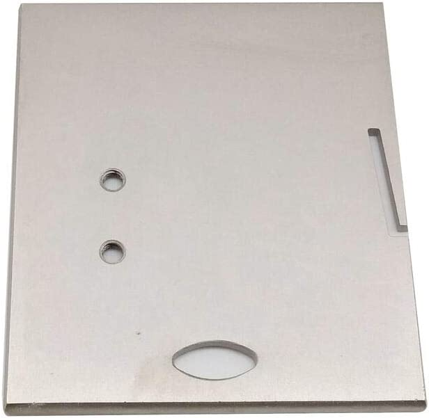 YICBOR placa deslizante #91-010061-24 derecha para máquina de ...