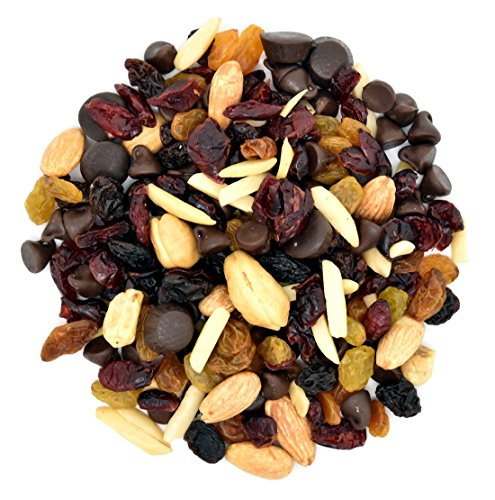 Anna and Sarah Chocolate Raspberry Truffle Trail Mix in Resealable Bag, 1 Lb (Healthiest Dried Fruit And Nuts)