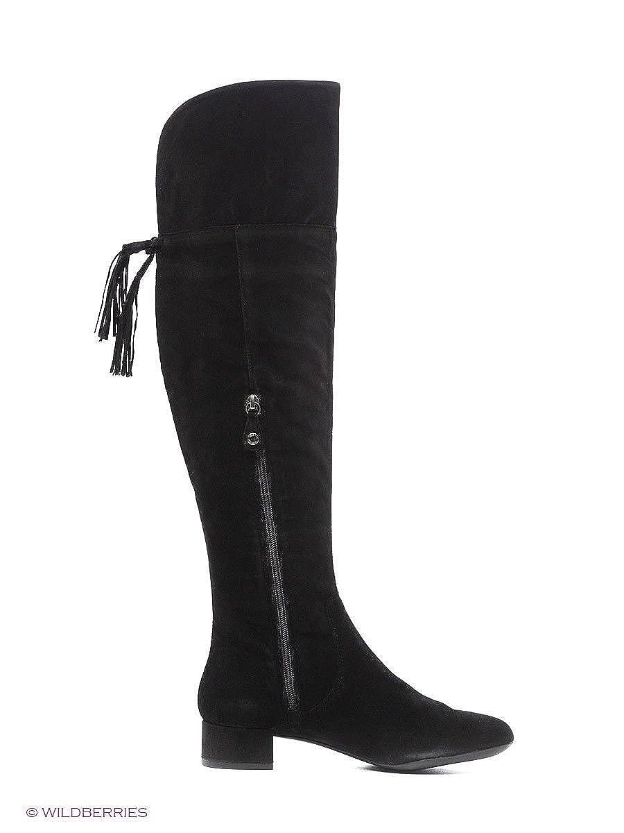 Geox Stiefel Damen Farbe Schwarz Schwarz Schwarz Marke Modell Stiefel Damen D New Carey Schwarz ba1eb9