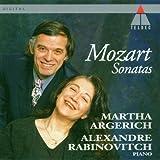 Mozart: Piano Sonatas, K448, K501, K521, K381
