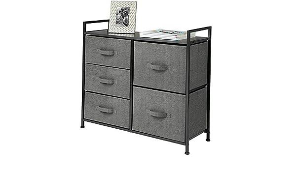 Amazon.com: Hebel Wide Dresser Storage Tower Organizer Unit ...