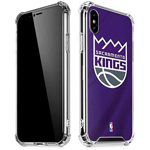 best website 69ff7 9d1c5 Amazon.com: Skinit Sacramento Kings Jersey iPhone XR Clear ...