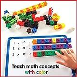 Edx Education Linking Cubes - Set of 100 - .8