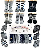 Tiny Captain Toddler Boy Non Slip Socks, Best Review and Comparison