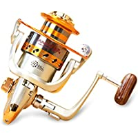 X-CAT Spinning Fishing Reel,12 Ball Bearings Light and...