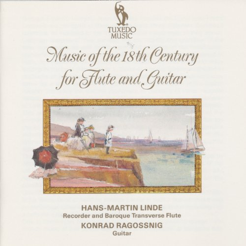 - Music of the 18th Century for Flute and Guitar