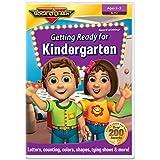 Getting Ready for Kindergarten DVD by Rock 'N Learn
