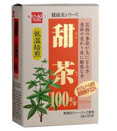 Amazon   健康フーズ 甜茶 (2g×3...