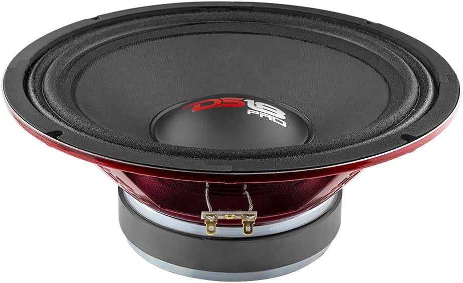 DS18 premium PROX10 600W 10 inch Midrange Speakers