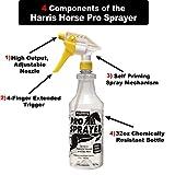 HARRIS Professional Spray Bottle for Horses 32oz