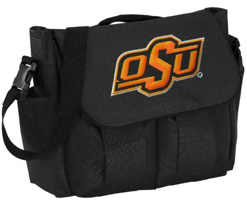 Oklahoma State Diaper Cowboys Shower product image