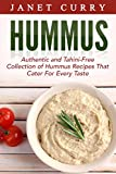 hummus dish - Hummus: Authentic And Tahini-Free Collection of Hummus Recipes That Cater For Every Taste