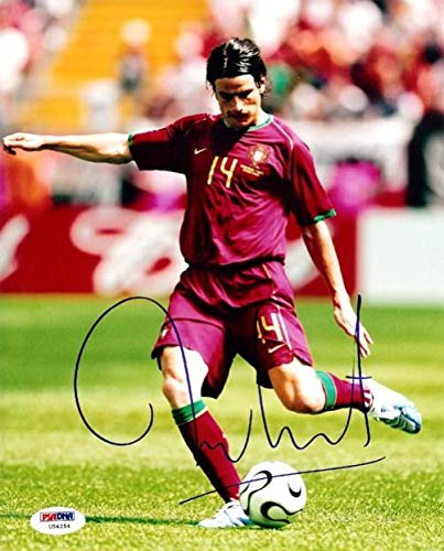 Nuno Valente Autographed Photo - 8x10 U54254 - PSA DNA Certified - Autographed  Soccer Photos at Amazon s Sports Collectibles Store 86bc4dc1f86