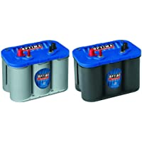 $276 » Optima Batteries 8016-103 D34M BlueTop Starting and Deep Cycle Marine Battery +…