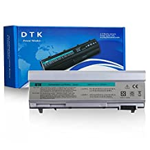 Dtk 11.1V 7800mAh 9-Cell Replacement Laptop Battery for Dell Latitude E6400 E6410 E6500 E6510 Precision M2400 M4400 M4500 Notebook