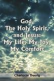 God, the Holy Spirit, and Jesus, Charlotte Duerig, 1420862324