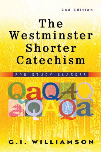 picture regarding Westminster Shorter Catechism Printable referred to as Westminster Small Catechism - Materials Reformed Mama