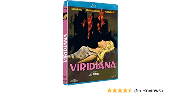 Amazon.com: Viridiana (Blu-Ray) (Remastered) (Import Movie) (European Format - Zone B2) [1961]: Silvia Pinal, Francisco Rabal, Luis Buñuel: Movies & TV