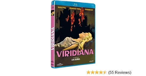 Amazon.com: Viridiana (Blu-Ray) (Remastered) (Import Movie) (European Format - Zone B2) [1961]: Silvia Pinal, Francisco Rabal, Luis Buñuel: Movies & TV